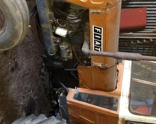 Fiat 700 e con Dirección Hidráulica
