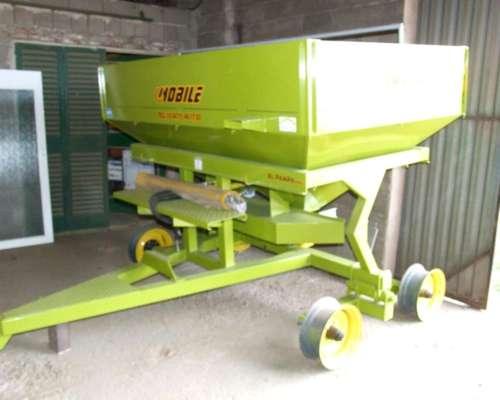 Fertilizadora 3300 Lts Nobile