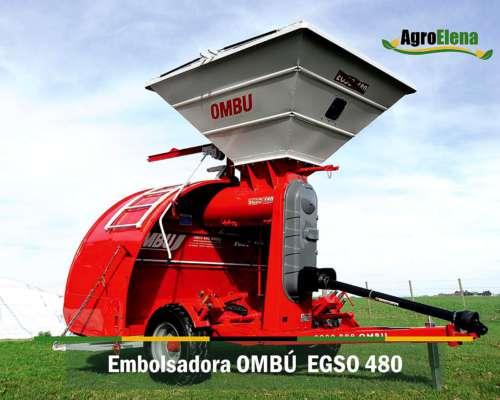 Embolsadora de Grano Seco Ombú Egso 480