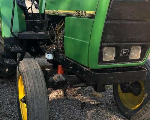 Vendo Jhon Deere 2800 Reparado