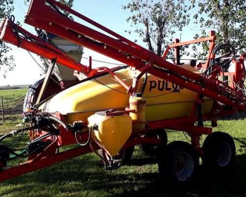 Pulverizador el Pulqui 2500 Litros - 18 Mts
