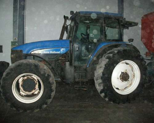 Tractor New Holland TM 180- Oferta