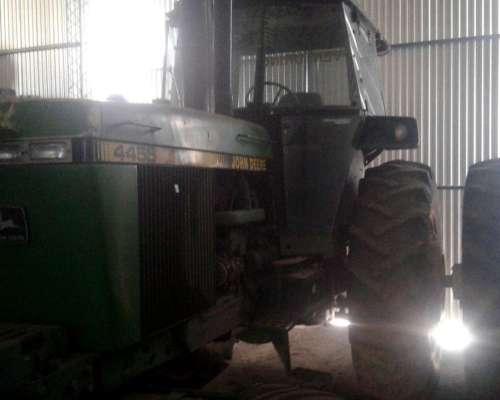 Tractor Jhon Deere 4455