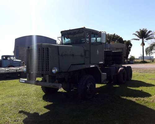 Camion 6X6 Marc Oshkosh Motor Caterpillar 3306 sin Funcionar