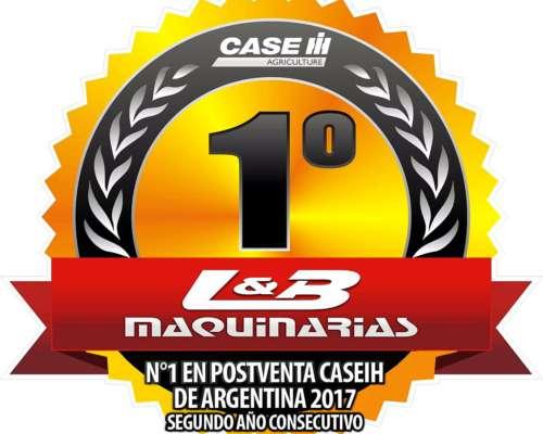 Cosechadora Case IH Axial Flow 6130