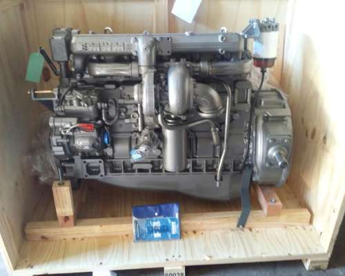 Motor MWM Nuevo 4 -6 Cilindro . Aplicación Industrial