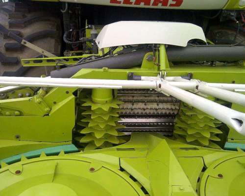Claas Jaguar 960 Con Orbis 750 A O 2011 Agroads