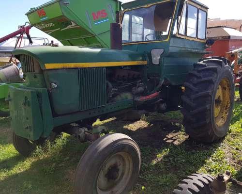 Tractor John Deere 3420 con 3 Puntos