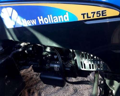 Tractor New Holland TL 75 e 2wd