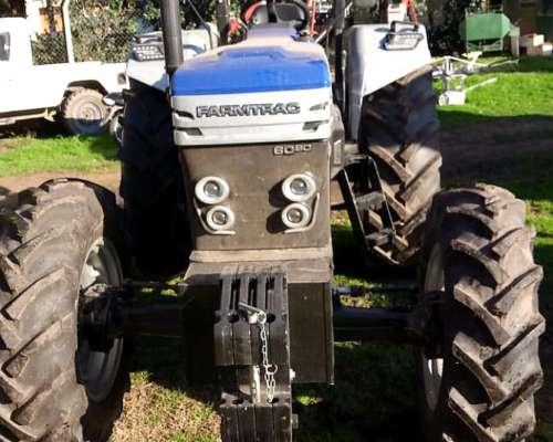 Tractor Farmtrac 6090 PRO 4wd - Año: 2018 - u$s 48 500 - Agroads