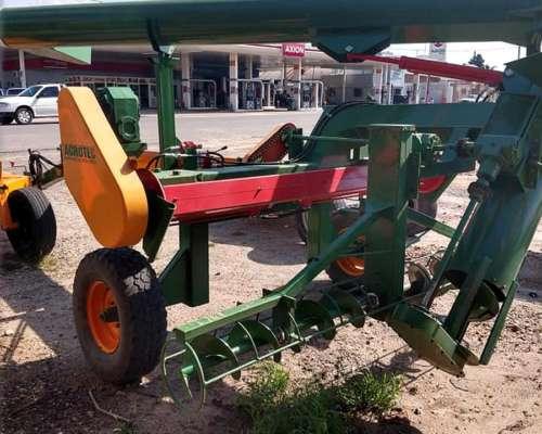 Extractora de Granos Agrotec Disponible