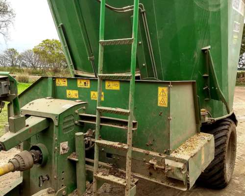 Mixer Vertical Green System muy Bueno