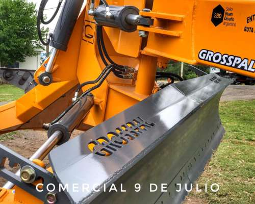Niveladora de Arrastre Grosspal NA 30 MAX - 9 de Julio