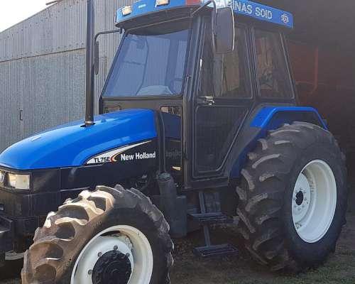 New Holland TL75 4X4 2200hr