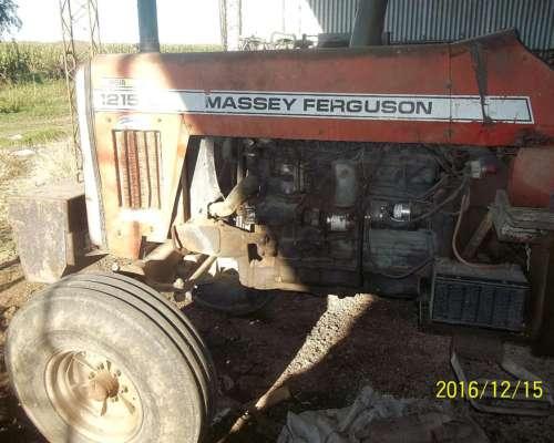 Massey 1215 para Mejorar la Estetica