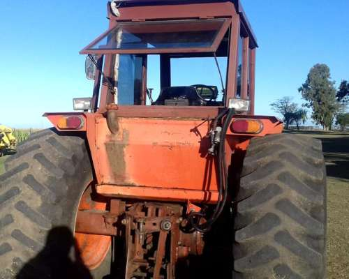 Tractor Zanello UP 100, Tres Arroyos