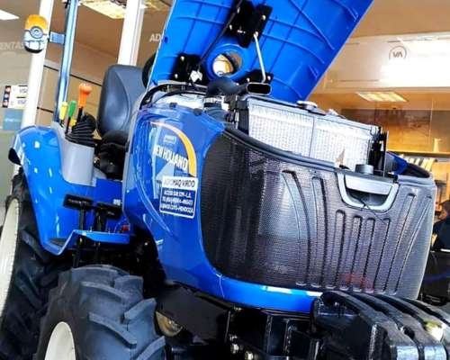 Tractor New Holland Boomer 25 - 0km