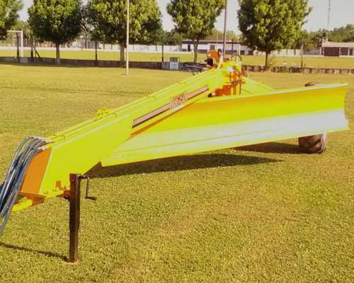 Niveladora Articulada Nor-car NC 3000/5