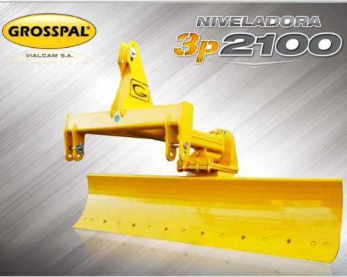 Niveladora 3p 2100 Grosspal