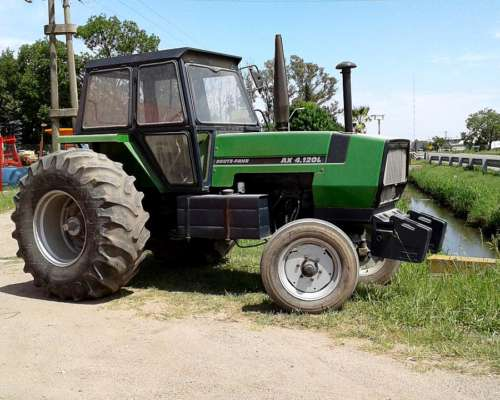 Vendo Deutz 120 Traccion Simple