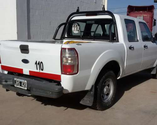 Camioneta Ford Ranger Xl 2.3 Doble Cabina Gnc