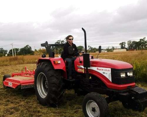 Tractor Apache 60 RX, Vende Cignoli Hnos