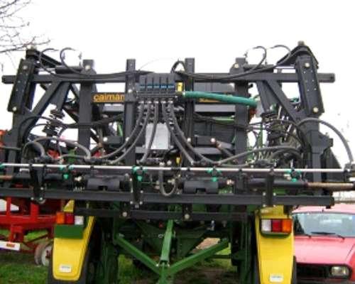 Caiman Sphc 3228- 2010- 28 Mts- Computadora- Reaciondiciona
