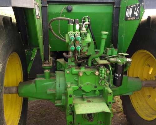 Tractor John Deere 7505 - 2004