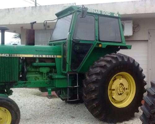 Tractor John Deere 4040, 125hp, Reparado C/2000hs, 1981