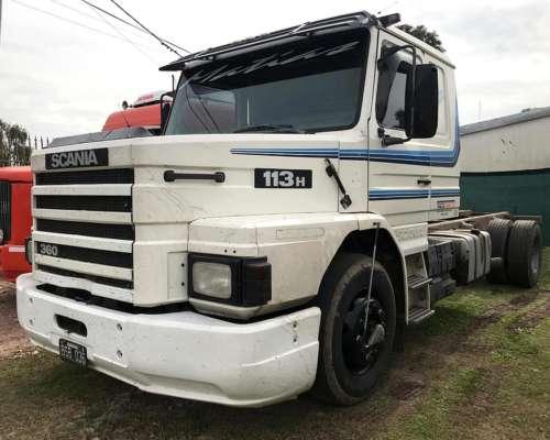 Scania 113 360hp Chasis Largo