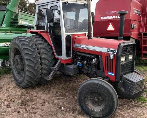 Massey 1340 con Duales
