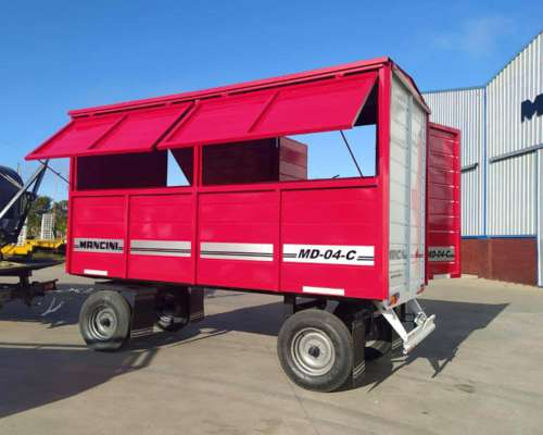 Trailers Taller 2 Ejes Mancini