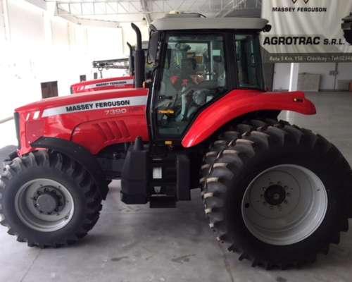 Tractor Massey Ferguson MF 7390 de 200 - con Dyna 6 - Oferta