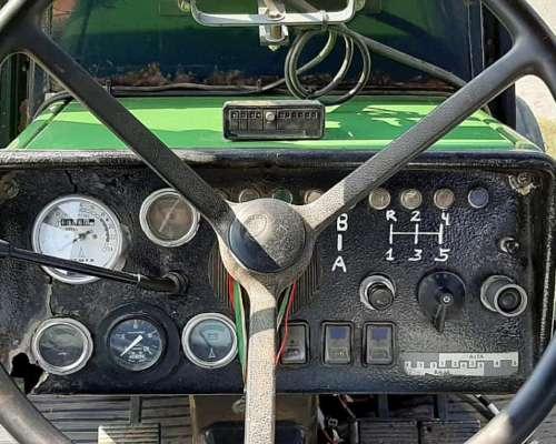 Deutz Fahr AX 160 F con Duales - Impecable