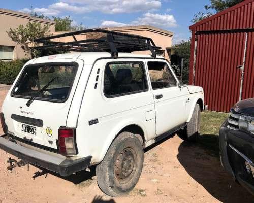 Jeep Lada Niva 4X4