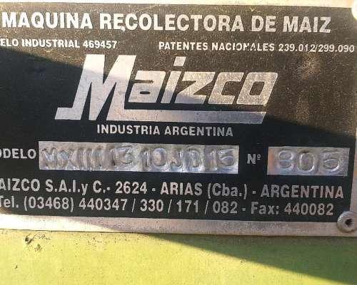 Maicero Maizco 13 a 52 muy Poco Uso.