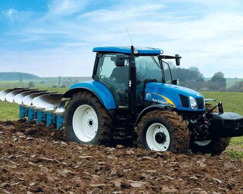 Tractor T6090 - New Holland