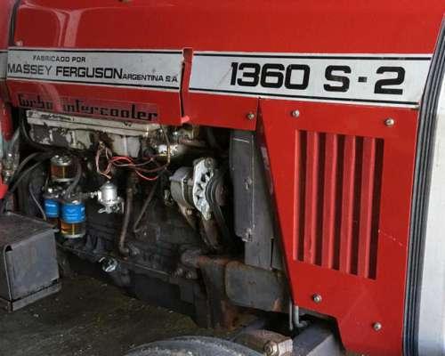 Massey Ferguson 1360 TDF IND