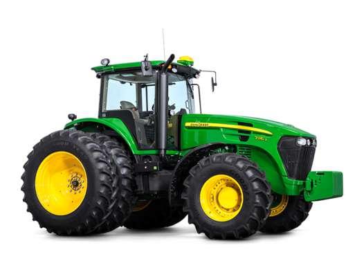 Tractor John Deere Nuevo 7215j de 215hp por Plan de Ahorro