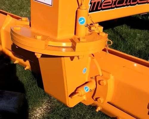 Niveladora 3 Puntos Metalbert 450 Kg