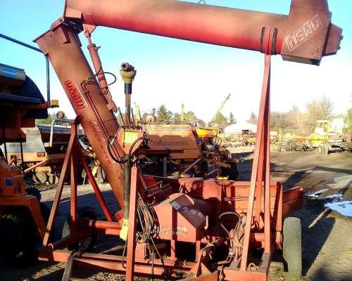 Extractora de Granos Ombu