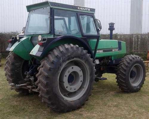 Tractor Deutz DX160 Doble Tracción