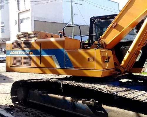 Excavadora Hyundai 200 (id513)