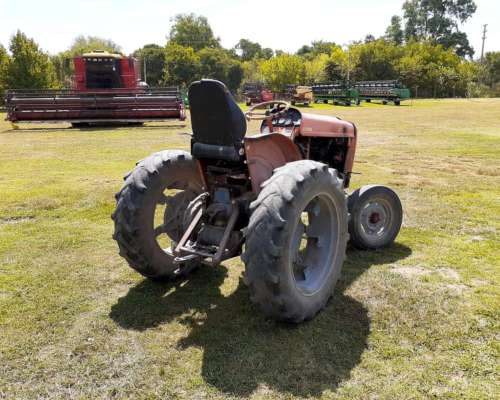 Tractor Fiat 350r - 50hp
