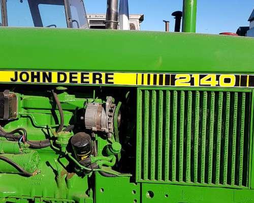 John Deere 2140 - Como Nuevo