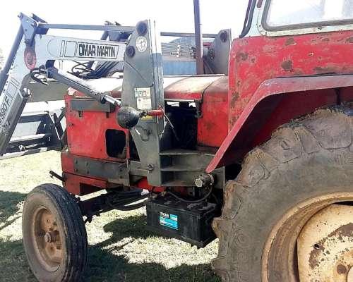 Tractor Fahr con Pala Omar Martin