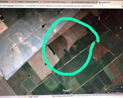 Campo Agricola 100 Hectareas Berrotaran