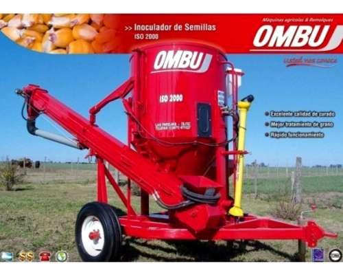 Inoculador de Semillas Ombú ISO 2000 - 9 de Julio