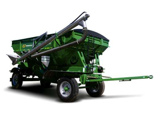 Acoplado Fertilizante 12500 Lts - Montecor