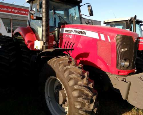 Massey Ferguson 7390 Dyna 6 Piloto Full Power Shift 200hp